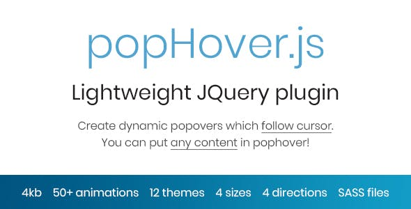 Popovers Plugins, Code & Scripts from CodeCanyon