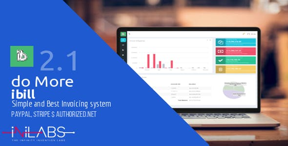 ibill - Simplest and Best Billing & Invoice Manager - CodeCanyon Item for Sale