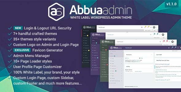 Adminity Plugins, Code & Scripts from CodeCanyon