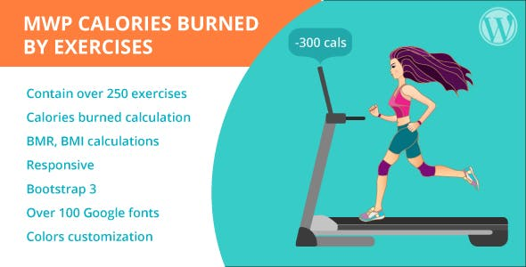 mwp calories burned by exercises calculator by zuk22 codecanyon