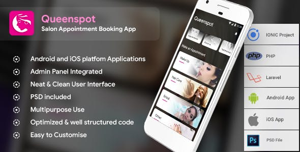 Appointment Booking App Free Download | Envato Nulled Script