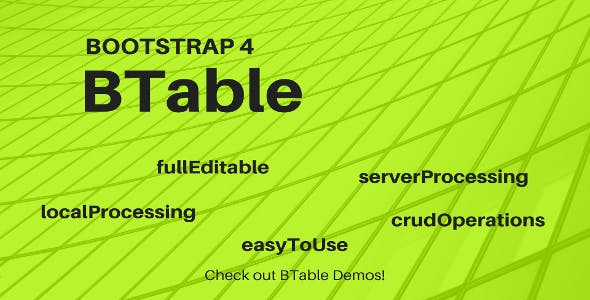 Bootstrap and HTML JavaScript Templates from CodeCanyon