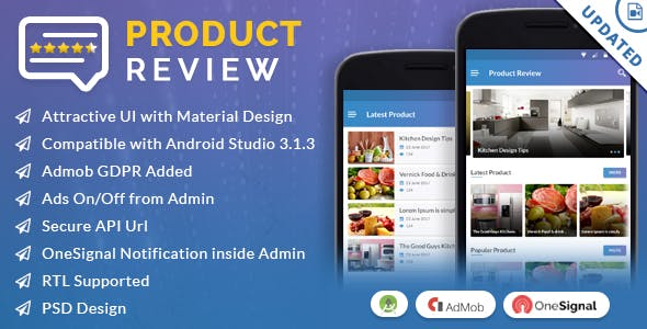 Make A App With Mobile App Templates from CodeCanyon (Page 53)