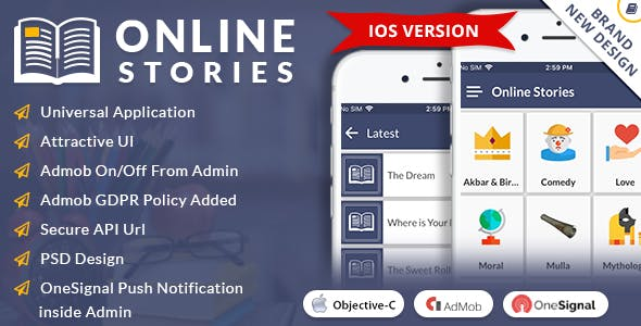IOS Mobile App Templates from CodeCanyon