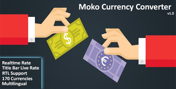 international currency converter Free Download | Envato