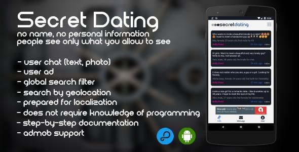 codecanyon dating app