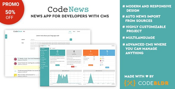 News CMS Plugins Code Scripts From CodeCanyon