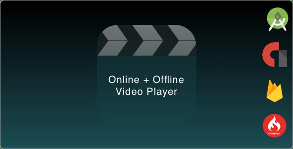 offline video player app