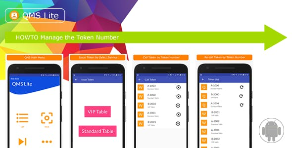 download Queue Management System Lite for Android nulled