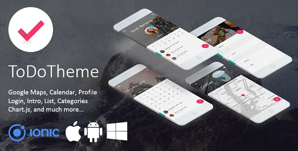 Ionic3 Free Download   Envato Nulled Script   Themeforest