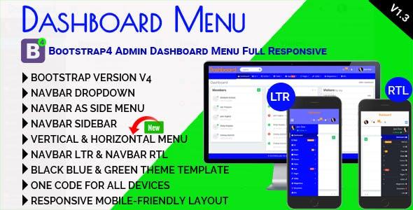 sidebar navigation Free Download | Envato Nulled Script