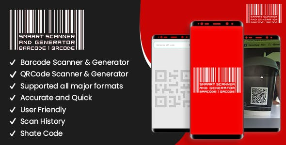 qrcode scanner Free Download | Envato Nulled Script