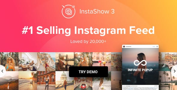 Instagram Feed - WordPress Instagram Gallery