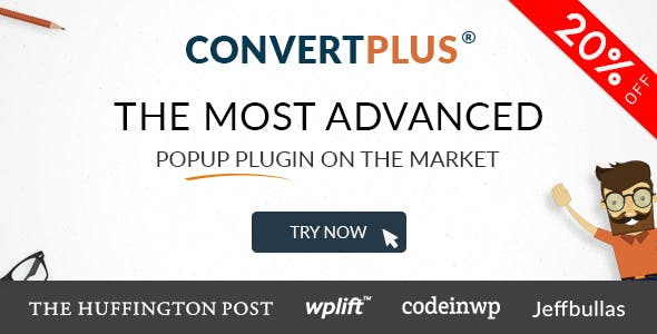 Popup Plugin For Wordpress Convertplus By Brainstormforce Codecanyon