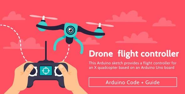 ArduiDrone - Arduino code for Drones (Quadcopter) by comodeau