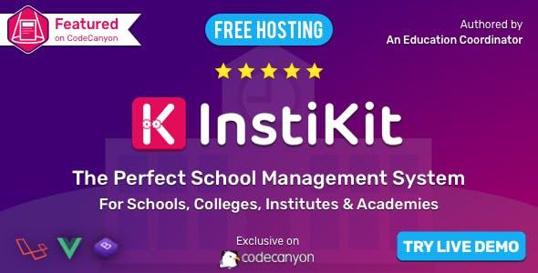Best School Management System, Laravel School Management System, and