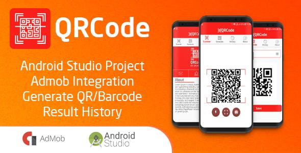qrcode mobile app Free Download | Envato Nulled Script | Themeforest
