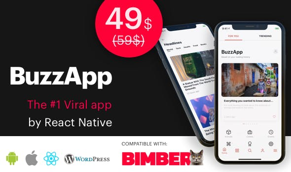 react native Free Download   Envato Nulled Script