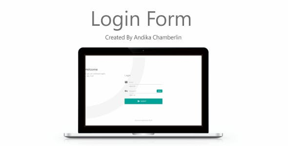 Form Login