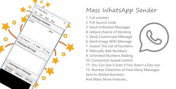 Top 5 Bulk WhatsApp sender Scripts 2019 Premium & Free