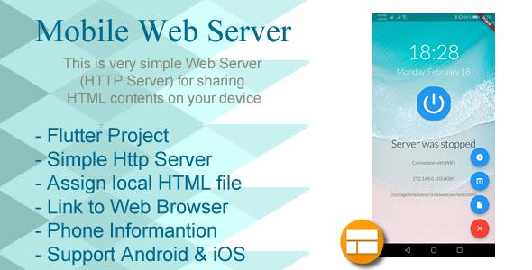Android Web Server