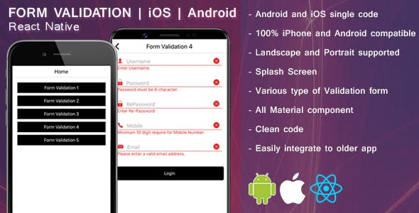 react native ios Free Download | Envato Nulled Script | Themeforest
