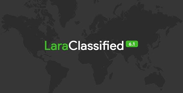 LaraClassified - تطبيق ويب الإعلانات المبوبة - CodeCanyon Item for Sale