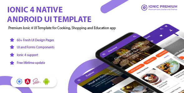 2019's Best Selling Web App Templates