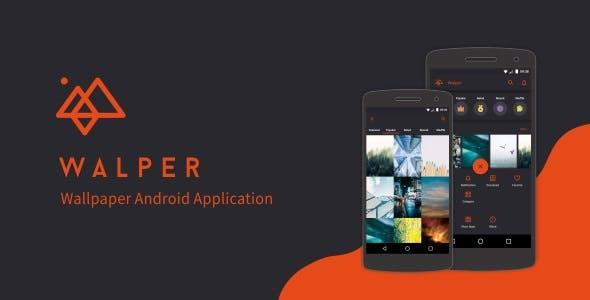 Walper - Wallpaper Android Application 1.0