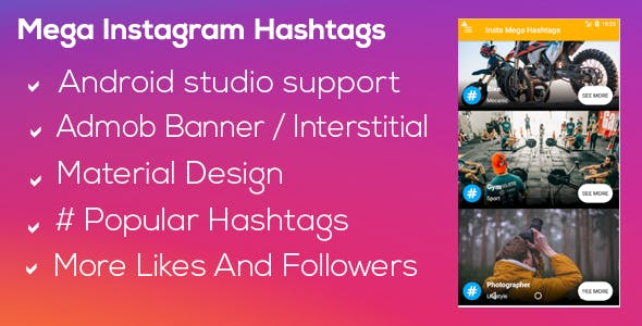 Instagram Hashtags For Likes And Followers | Cara Hack
