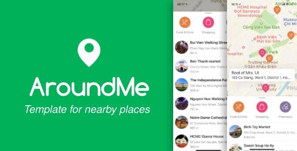 Gas Station Around Me >> Aroundme Find Shopping Atm Gas Station Near You By Nabiapp