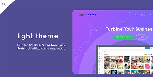 Light – Stackposts Theme