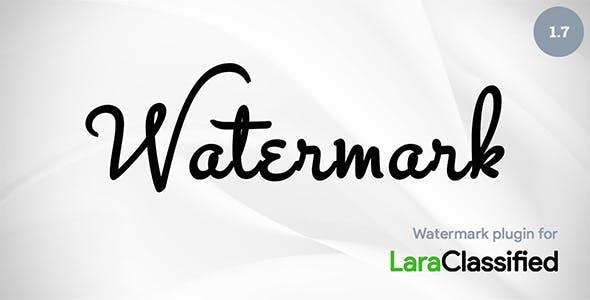 Watermark Plugin
