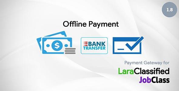 Offline Payment Gateway Plugin