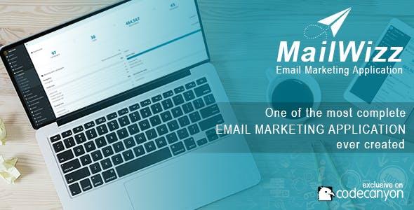MailWizz - Email Marketing Application