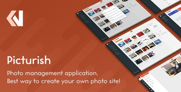 Picturish - Image hosting, editing and sharing