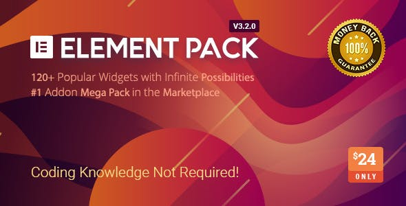 Element Pack - Addon for Elementor Page Builder WordPress Plugin by