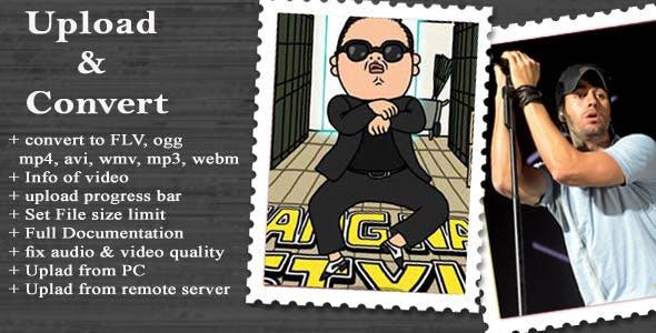 Video Converter - PHP Script