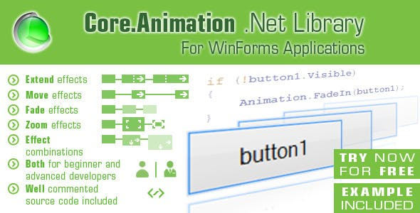 WinForms Free Download | Envato Nulled Script | Themeforest and