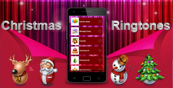 christmas ringtones - Christmas Ringtones Android