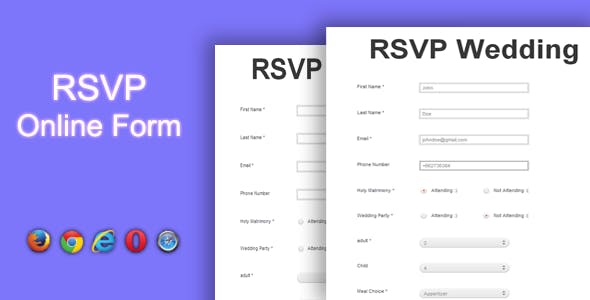you found 4 wedding invitations plugins code scripts from 6 all from our global community of web developers